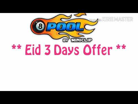 Selling 8 Ball Pool Coins In Cheap Price Link In