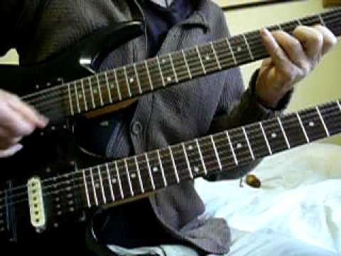 """Jeff Beck  """"Come Dancing"""" cover version."""