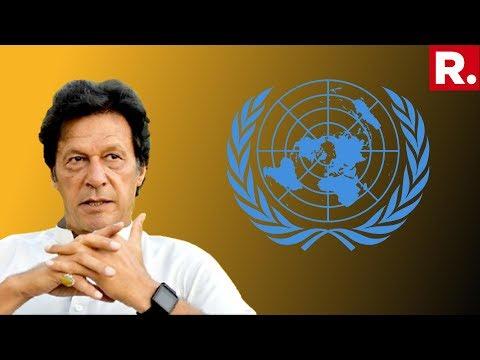 UN Snubs Pakistan, Says 'No Comments' On Pak Letter Claiming Kashmir An International Issue
