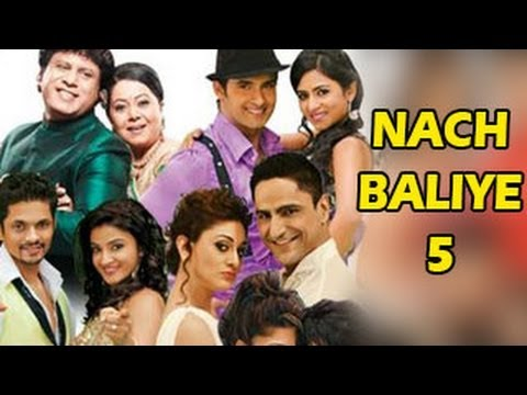 Nach Baliye 5 BEST MOMENTS & CELEBRATION TIME - WATCH NOW !!!!