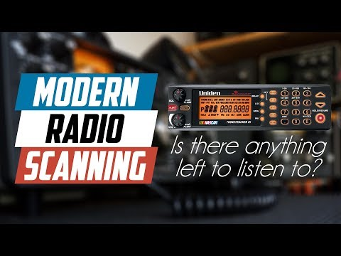 Radio Scanning - Is There Anything Left To Listen To??