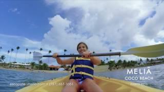"""Meliá Coco Beach Puerto Rico """"Más Vacaciones - Familia"""" Oferta TV 15ss"""