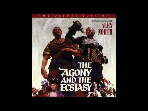 The Agony And The Ecstasy | Soundtrack Suite (Alex North)