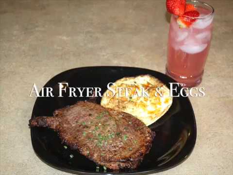 Air Fryer Ribeye Steak Cooks Essentials 5 3qt Airfryer