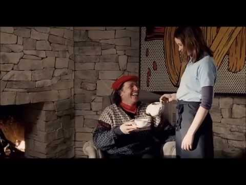 Felicity Jones in kettle scene from Chalet Girl 2011 :-)