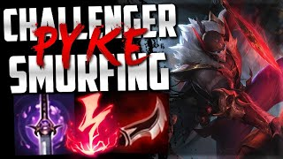 Pyke Mid Lane Gameplay - Patch 9.20 (League of Legends Gameplay)