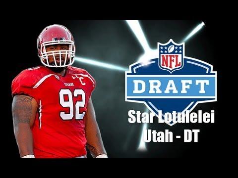 Star Lotulelei - 2013 NFL Draft Profile