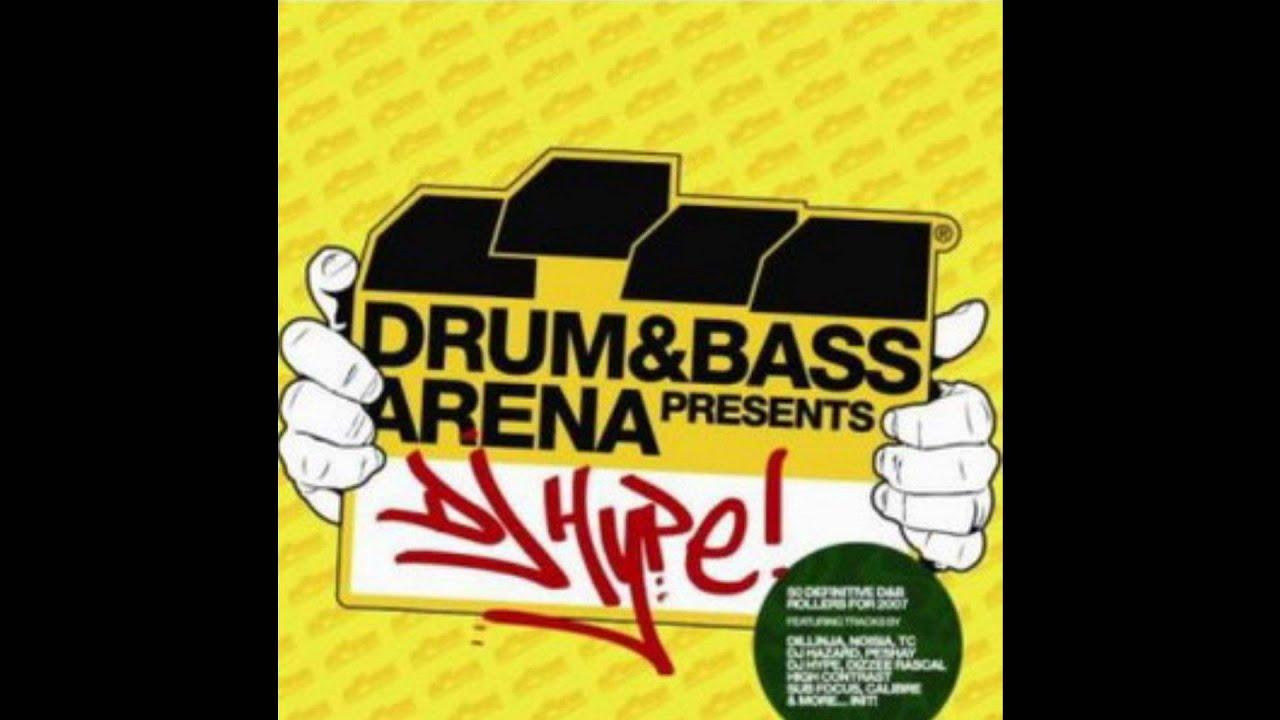 CRAZY WORLD Vs. DJ HYPE