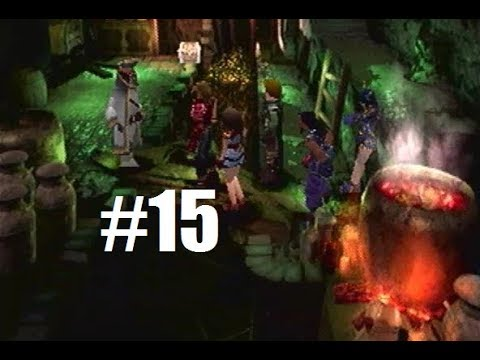 Let's Play The Legend of Dragoon #15 - Black Castle