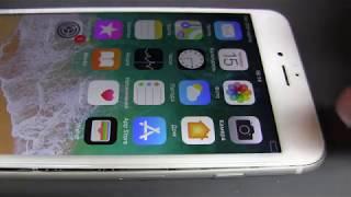 видео Не гаснет экран при разговоре Iphone 5S