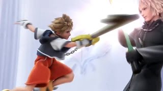 KINGDOM HEARTS HD 2.5 ReMIX - Les Personnages de Final Fantasy