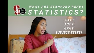 Are your stats GOOD ENOUGH for STANFORD?