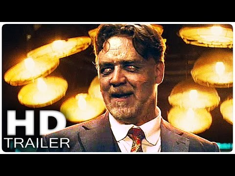 THE MUMMY: 'Dr. Jekyll Reveal' Trailer (2017)