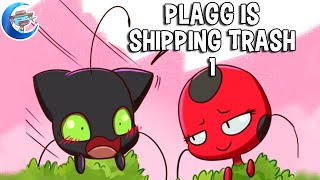 Miraculous Ladybug: Plagg Is Shipping Trash 1 [Comic Dub]