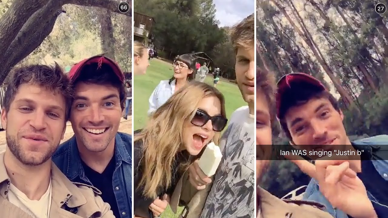 Keegan Allen And Ashley Benson Kissing Keegan Allen | ...