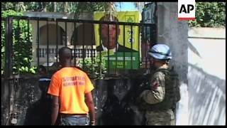 Haitians prepare for presidential election