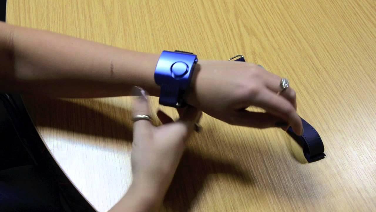 Minder Wrist Personal Alarm Personalalarms