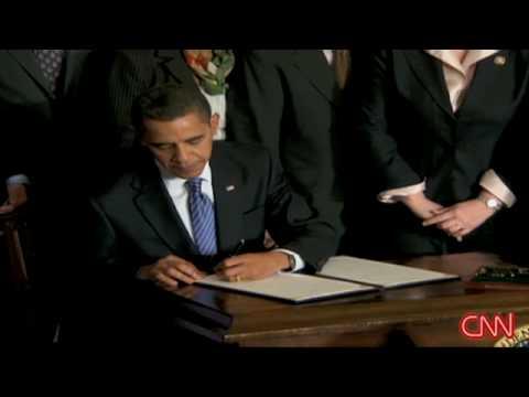 Obama signs stem cell order