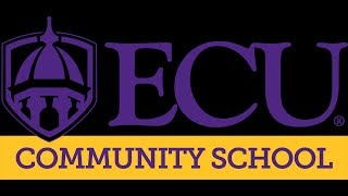 ECU Community School 2018 Holiday Card