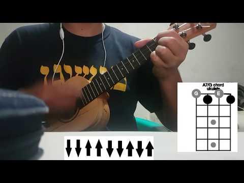 Chevy - Sweet boi ukulele tutorial