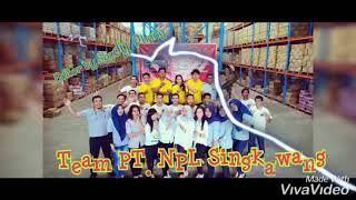 Team work PT. Nestle Indonesia dan PT. Niaga Persada Lestari Singkawang