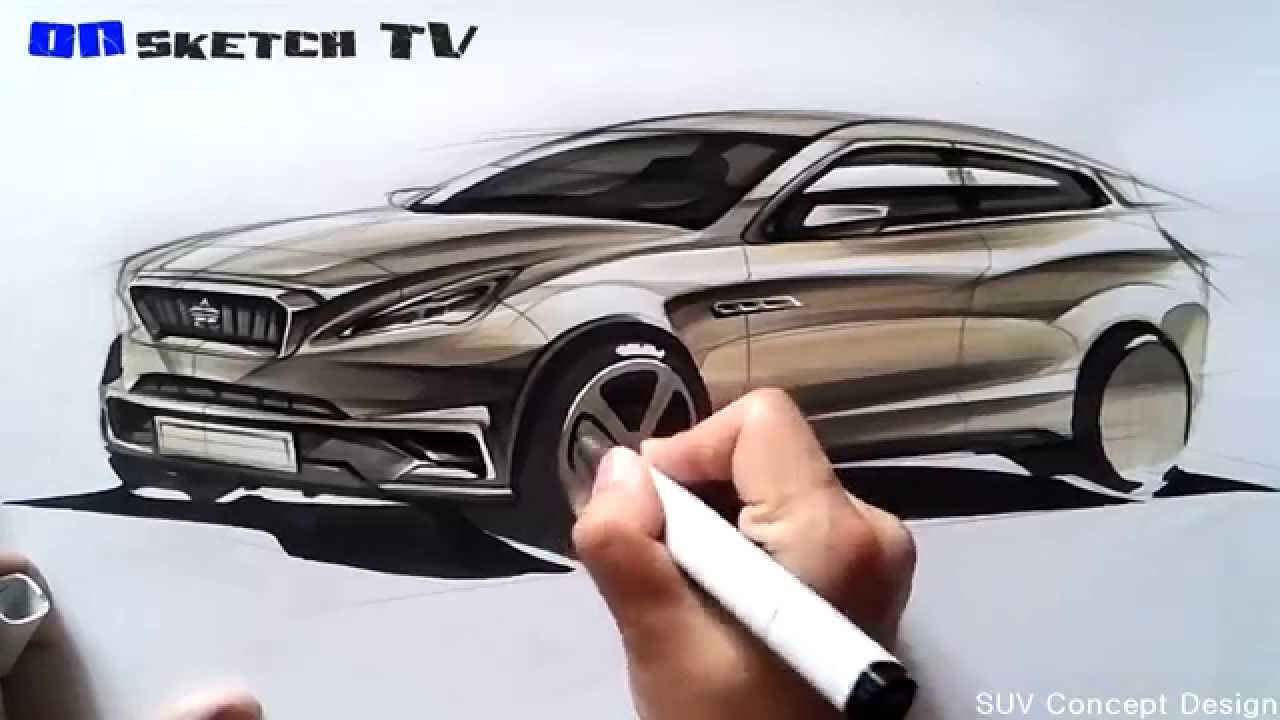Best Pencil Drawings Of Cars