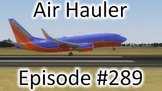 FSX   Air Hauler Ep. #289 - Lima to Buenos Aires   737-700