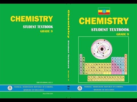 How To Download Chemistry Grade 9 Ethiopian Student Textbook
