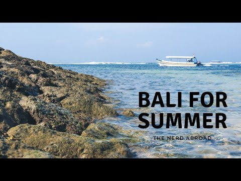 Bali for Summer