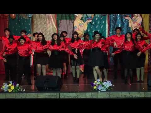 EOI Moscow School Annual Day 2016 Spanish Dance