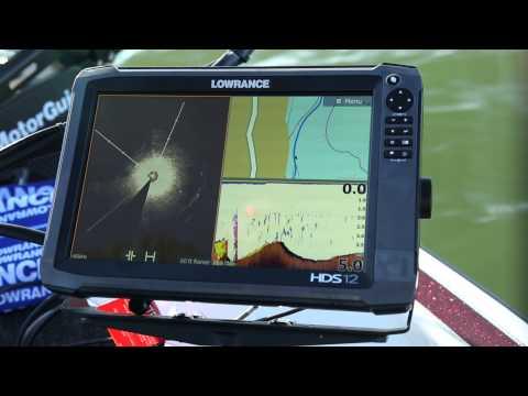 Lowrance HDS Gen 3 - SpotlightScan™