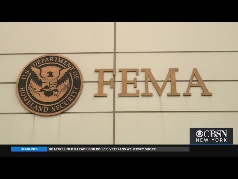 Push For City, State Leaders To Sue FEMA Over Sanitzation Cuts