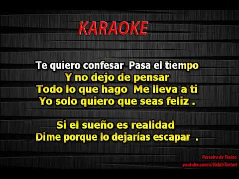 VIVES EN MÍ - Karaoke  - SOY LUNA