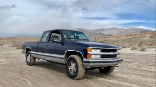10 Things I Hate About Old Chevy Trucks