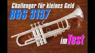TrumpetScout Trompetentest: B&S Challenger I 3137 S