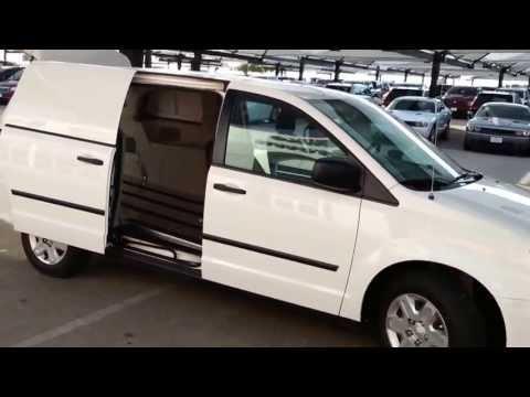 All New 2013 Ram C/V Tradesman Cargo Mini Van PWR Bluetooth for Commercial Fleet Use