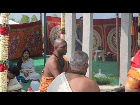 Maha Yagam 2017 (Pranava Peetam's Swami Omkar)