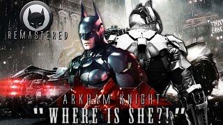 """I am the Batman"" | Batman Arkham Knight (Remastered Playthrough)"