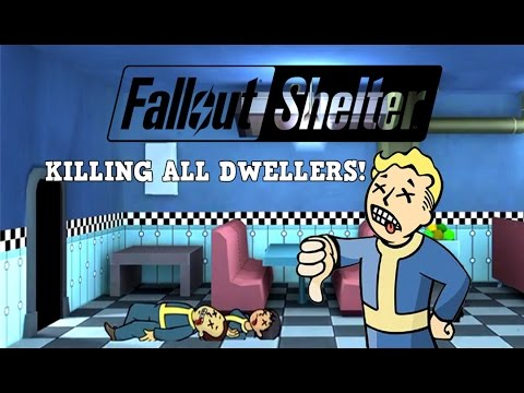What Happens If You Kill All Dwellers? - Fallout Shelter - 2016