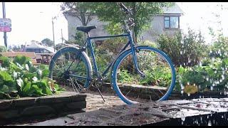 Vintage Bicycle Rebuild