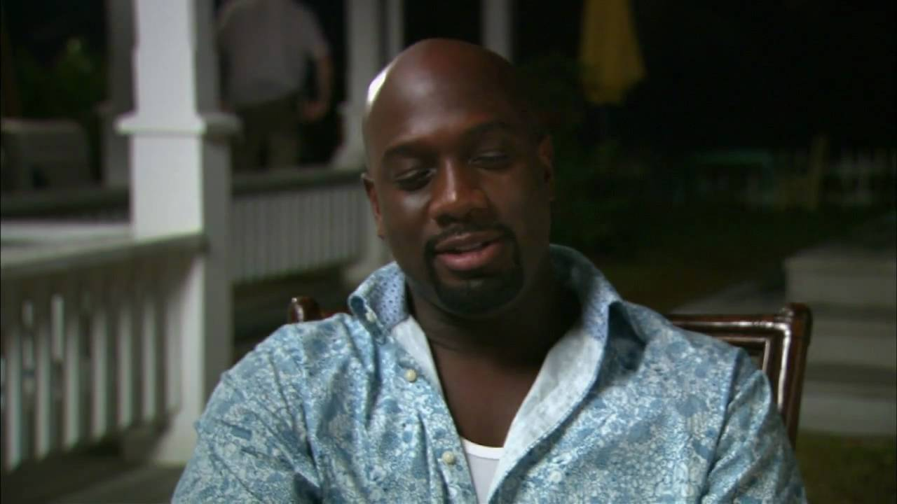 Richard T Jones Why Did I Get Married Too Interview - YouTube