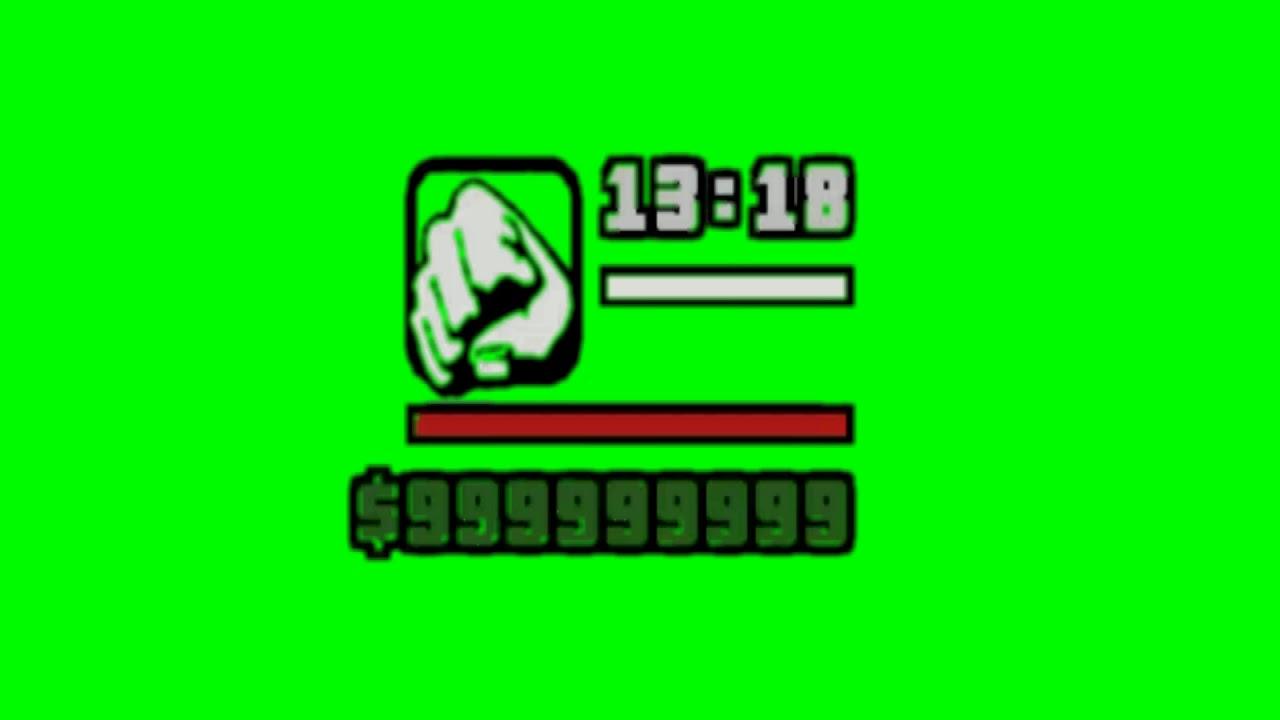 Green Screen Video Hd Gta Sa Guns Time Money No Copyright Studio 10second Youtube