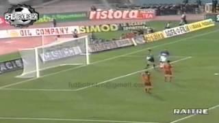 Serie A 1996-1997, day 03 Roma - Sampdoria 1-4 (Balbo, Aldair o.g., 2 Montella, R.Mancini)