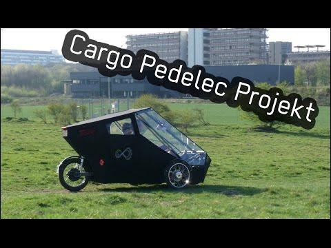 """Cargo Pedelec Projekt - """"eelo"""""""