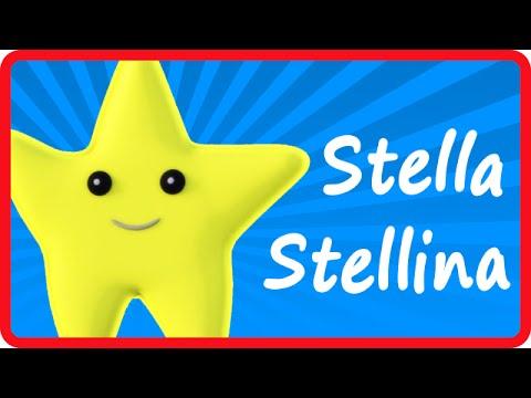 Stella Stellina Di Natale.Stella Stellina Canzoni Per Bimbi It Youtube