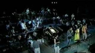 10th Aug 1998 Live in Aoyama-beach, Niigata, Japan. with Katsuhisa Hattori & Ongaku Batake(Music Farm) Orchestra. Rod Stewart cover Le Coupleの旦那( ...