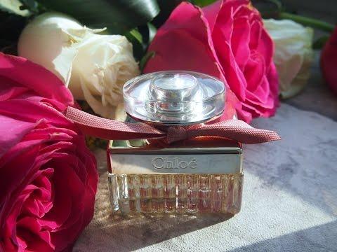 Мед, цветы, Ленор и мыло.  Или моя коллекция ароматов Chloe