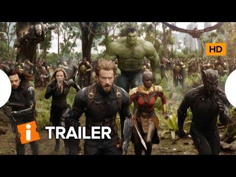 Vingadores - Guerra Infinita |  Trailer Oficial Legendado