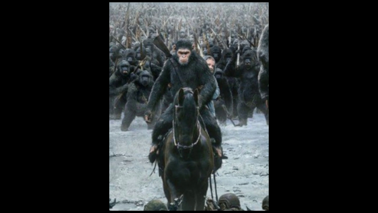 Biblical Symbolism In Movie War For The Planet Of The Apes Youtube