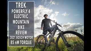 Trek Powerfly 4 eMountain bike review IS IT WORTH £2900??